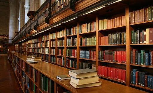 تجهیز 10 کتابخانه به منابع علمی