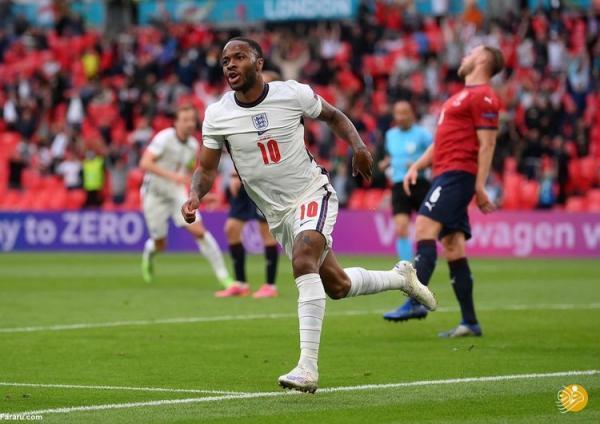 (ویدیو) خلاصه بازی انگلیس 1 - 0 جمهوری چک 1 تیر 00