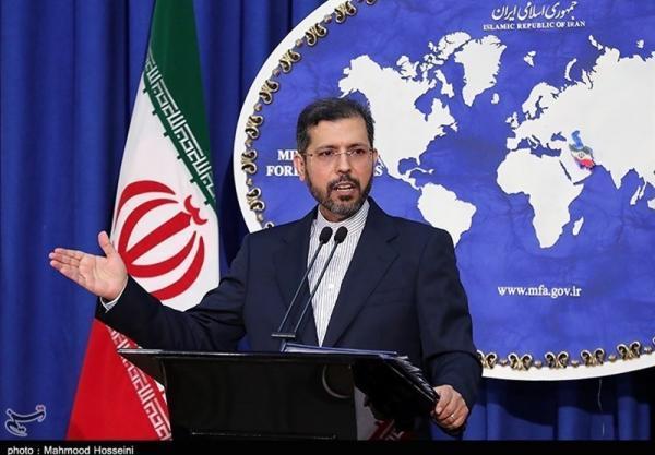 خطیب زاده: ایران مذاکره بی سرانجام نخواهد کرد