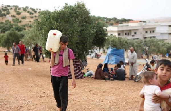 استفاده ترکیه از آب به عنوان سلاحی علیه سوریه، نقض قوانین بین المللی است