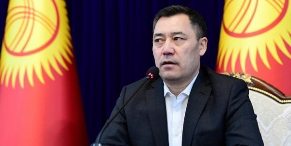 رئیس جمهور قرقیزستان به دوشنبه سفر می نماید