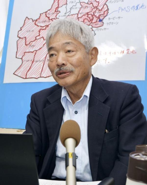 پزشک ژاپنی که زندگی اش را وقف افغان ها کرد