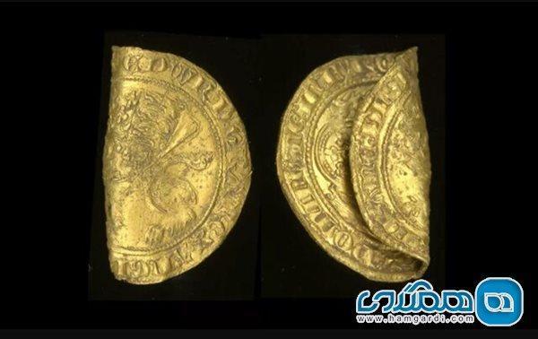 کشف سکه های نادر متعلق به دوران طاعون یا مرگ سیاه