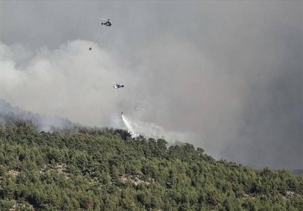 تداوم سفر ایرانیان به ترکیه زیر سایه آتش سوزی