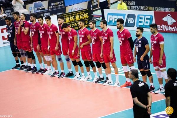 نتیجه بازی والیبال ایران ، کره جنوبی