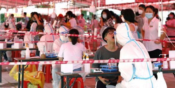 قرنطینه یک شهر تازه در چین، دستور دولت: در خانه بمانید