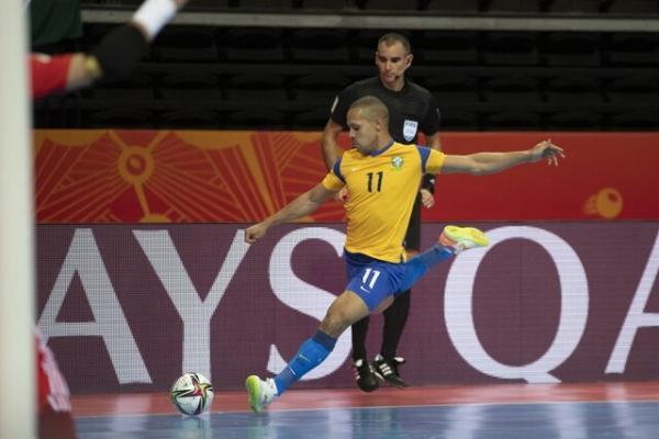 تور ارزان برزیل: بازیکن برزیل آقای گل جام جهانی فوتسال شد